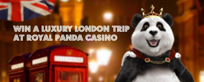 Win a Luxury London Weekend with Royal Panda