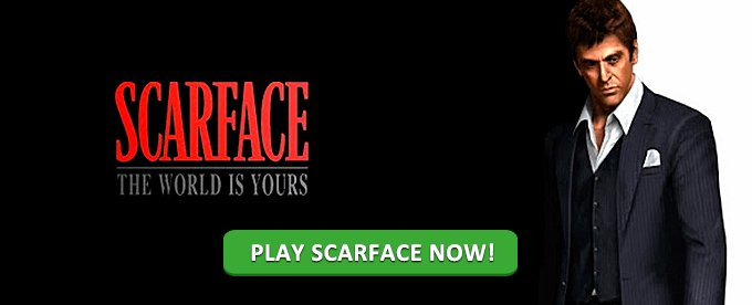 Play Scarface slot at CaisnoCruise