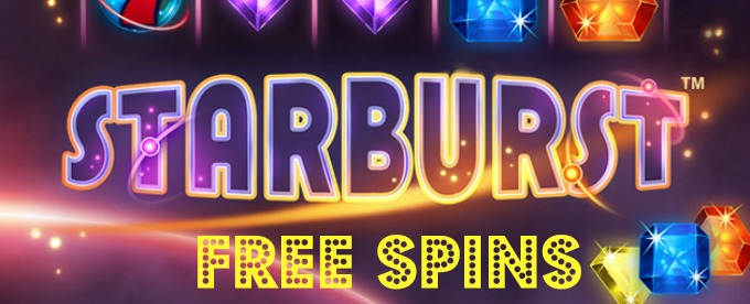 Free Spins On Starburst