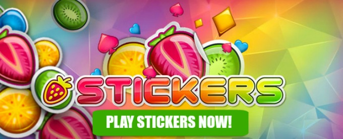Play Stickers slot at Spinson Casino and get bonus