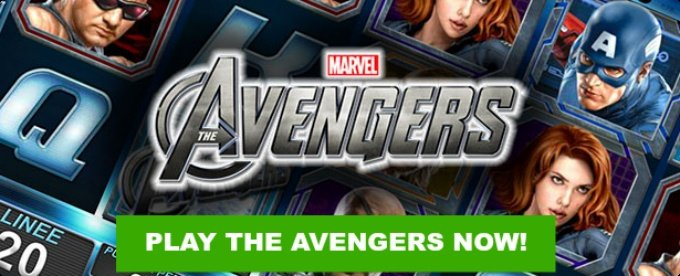 Play The Avengers slot at bgo casino