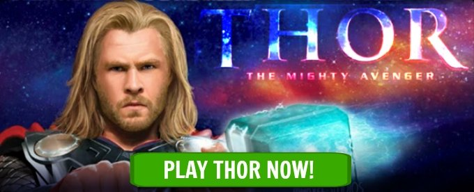 Play Thor slot at Ladbrokes casino