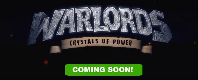 Warlords: Crystals of Power slot is coming soon