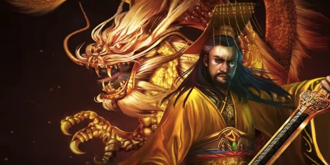 Play Huangdi The Yellow Emperor slot at Betsafe casino