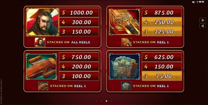 Play Huangdi - The Yellow Emperor slot at Mr Green casino