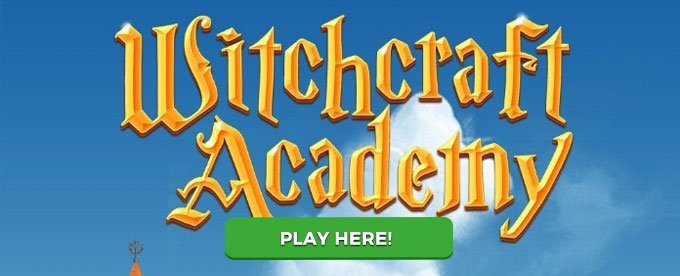 Play Witchcraft Academy with LeoVegas here