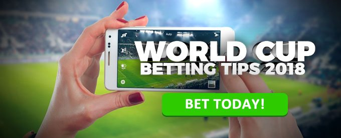 Bet on the World Cup today!