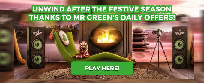Click here to play at Mr Green casino