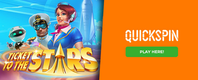 Click here to play Ticket to the Stars slot
