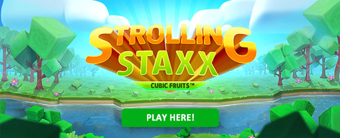 Click here to play Strolling Staxx slot