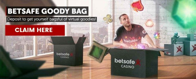 Get virtual goody bags at Betsafe Casino this summer