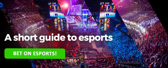 Click to bet on esports