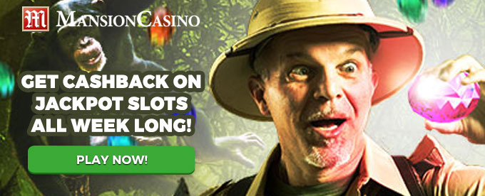 Click to play at Mansion Casino