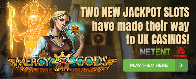 Click here to play Mercy of the Gods slot
