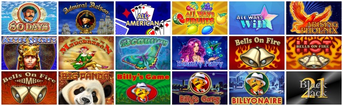 Amatic games and slots
