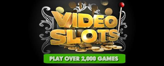 Play over 2000 games at VideoSlots casino