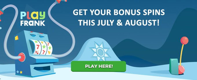 Click to play with PlayFrank casino