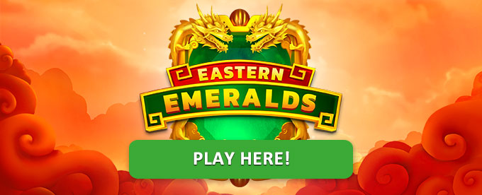 Click to play Eastern Emeralds slot here!