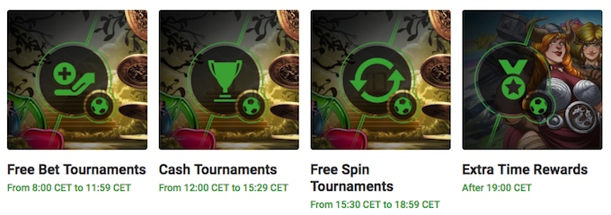 Unibet World Cup casino promotions