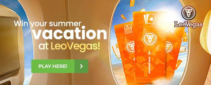 Click here to play with LeoVegas casino