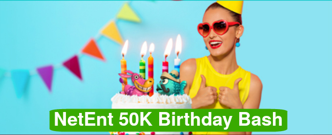 Win up to 10K at CasinoCruise NetEnt promo
