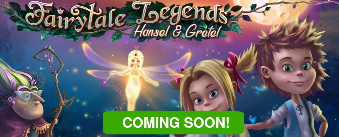 Play Fairytale Legends: Hansel and Gretel slot at Casumo Casino soon