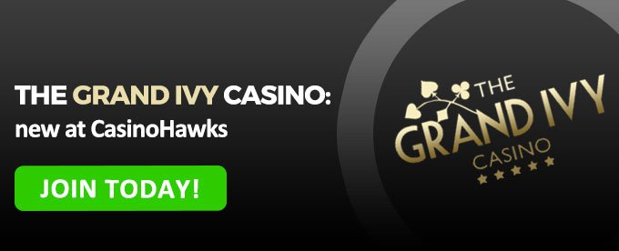 Join The Grand Ivy Casino today