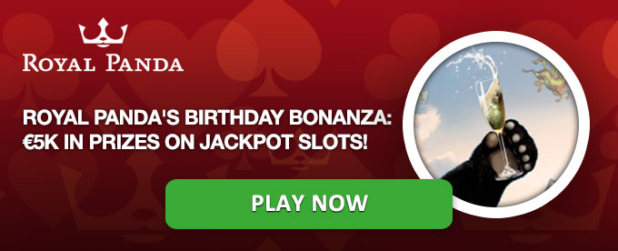 Play now with Royal Panda casino