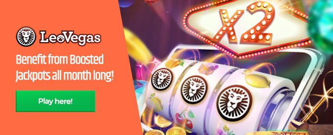 Click here to join LeoVegas casino
