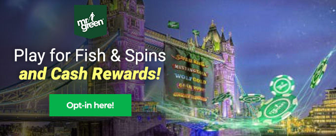 Click here to opt-in for this Mr Green promotion