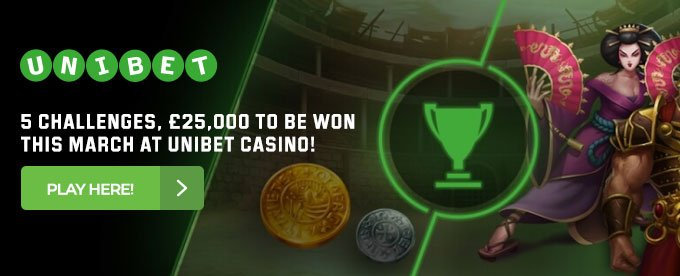 Click here to play with Unibet casino