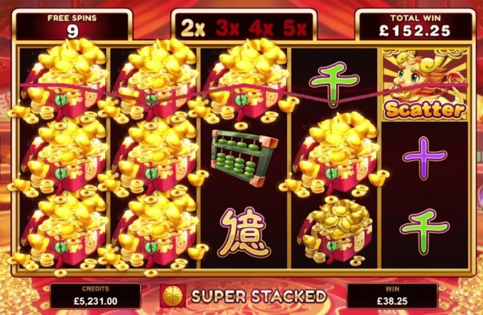 Fortune Girl Slot Microgaming