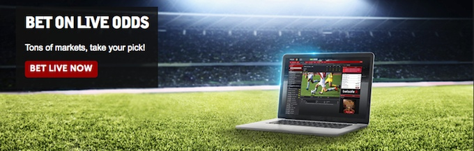 Bet on Live Odds with Betsafe