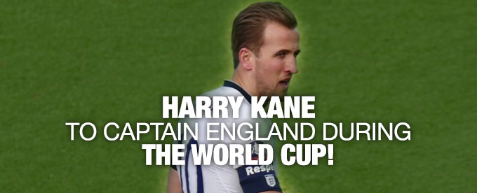 Harry Kane photo