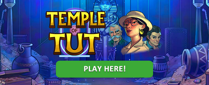 Play Temple of Tut slot here!