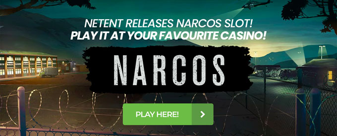 Click here to play Narcos slot