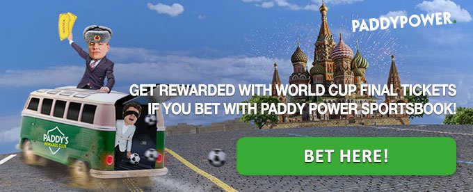 Bet with Paddy Power Sports here!