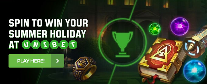 Click here to play with Unibet