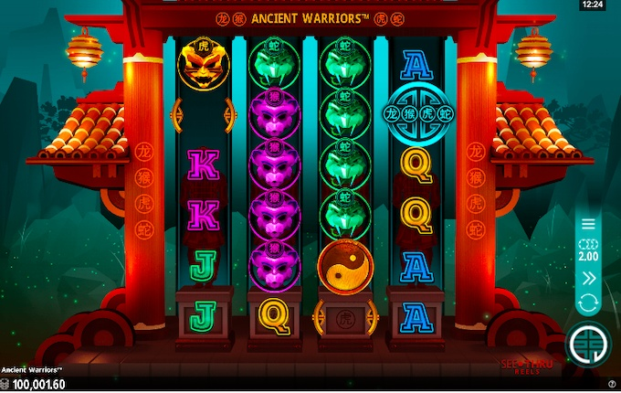 Ancient Warriors slot