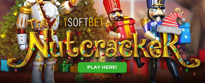 Click here to play The Nutcracker slot