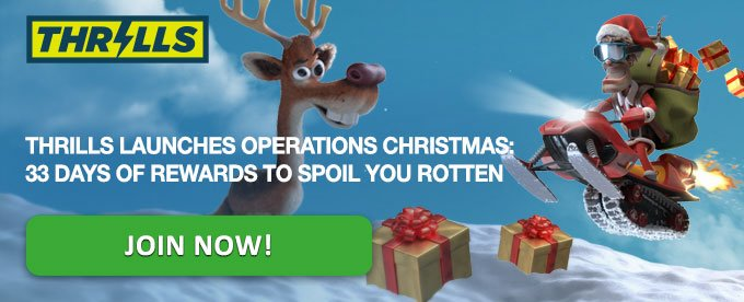 Join Thrills' Operation Christmas