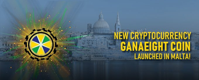 GanaEight Coin - G8C launch party