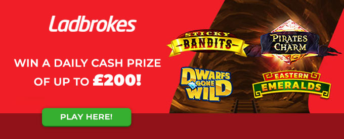 Click here to play at Ladbrokes casino!