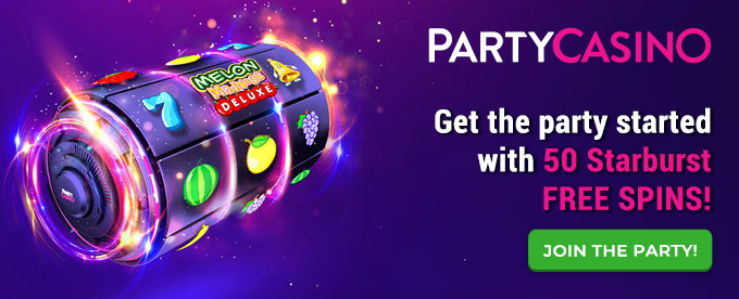 Click here to join PartyCasino!