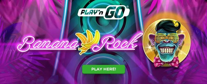 Click here to play Banana Rock slot