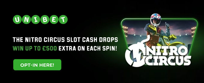 Click to opt-in with Unibet Casino