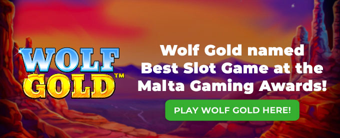 Click here to play Wolf Gold slot