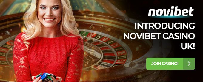 Novibet Casino Uk