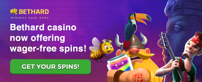 Click to get free spins!