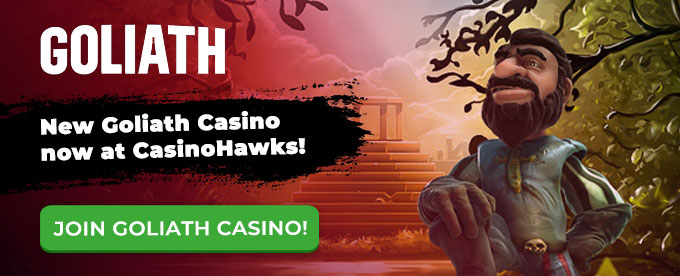 Click to join Goliath Casino!